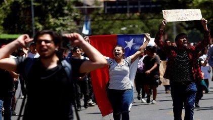 Con una declaración internacional, llaman a impulsar campaña urgente contra la represión en Chile