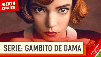 Gambito de dama. Mujeres y ajedrez