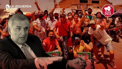 [Video] Gerardo Morales copia el discurso anti izquierda de la dictadura