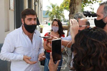 Abogado de Campo Verde denuncia detención y apremios ilegales