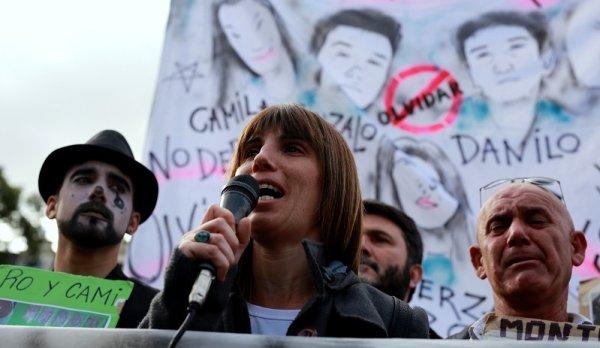 """Madre de víctima de la masacre de Monte: """"En el pueblo el control lo tenía la Policía"""""""